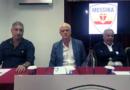 Presentati in conferenza stampa l'allenatore Infantino ed il ds Polenta