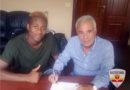 Il Messina ha ingaggiato l'attaccante ivoriano Frederic Alexander Guèhi Newman