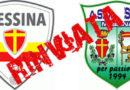 Rinviata la partita del 13 agosto tra Messina e Gescal