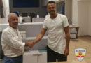Il Messina ha ingaggiato l'attaccante Luciano Rabbeni