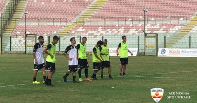 Messina: i convocati per la partita con l'Igea Virtus