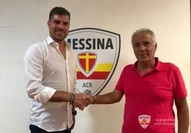 Salvatore Castorina nuovo responsabile area tecnica dell'Acr Messina