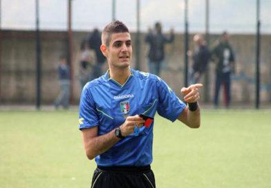 Mario Perri di Roma arbitrerà Nocerina-Messina