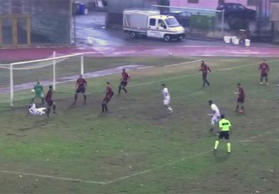Un Messina corsaro espugna il campo della Nocerina – VIDEO