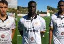 Il Messina ha ingaggiato i difensori Nicola Aldrovandi e Sambinha e l'attaccante Amido Baldè
