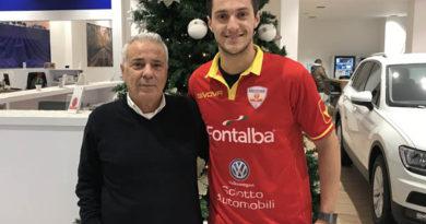 Il Messina ha ingaggiato l'attaccante italo-tedesco Gianluca Marzullo