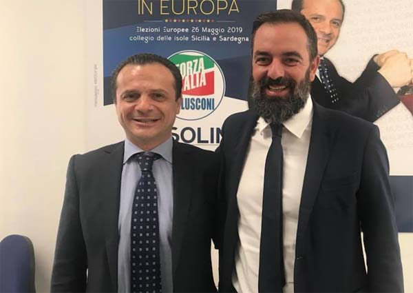 Il sindaco De Luca ha incontrato l'imprenditore Rocco Arena