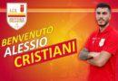 Il Messina ha ingaggiato l'esperto centrocampista Alessio Cristiani