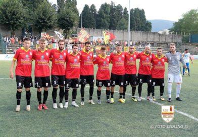 Il Messina sconfitto a Cittanova grazie ad un clamoroso errore arbitrale – VIDEO