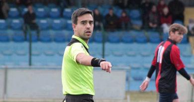 Maurizio Barbiero di Campobasso arbiterà Messina-Roccella