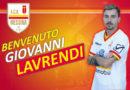 Messina, ritorno in giallorosso per Giovanni Lavrendi