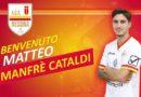 Il Messina ha ingaggiato l'attaccante classe 99 Manfrè Cataldi