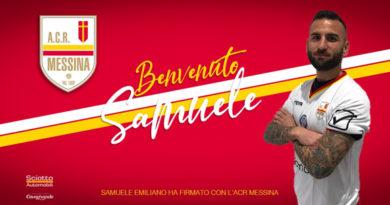 Per il Messina arriva un rinforzo in difesa: ingaggiato Samuele Emiliano