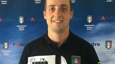 Ettore Longo di Cuneo arbitrerà Messina-San Tommaso