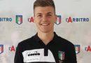 Gianluca Grasso di Ariano Irpino arbitrerà l'incontro Roccella-Messina