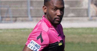 Julio Milan Silvera di Valdarno arbitrerà Messina-Licata