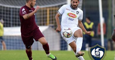 Tesserato dal Messina il centrocampista Domenico Aliperta