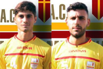 Il Messina ha tesserato due under: il difensore Bellopede e l'attaccante Bartolotta
