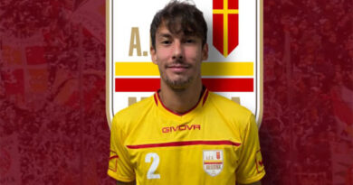 Tesserato dal Messina l'attaccante brasiliano Cruz
