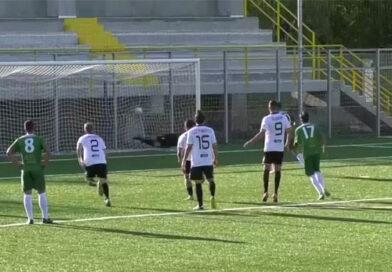 Il Messina beffato nel finale pareggia fuori casa con il Rotonda – VIDEO