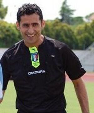 Simone Pistarelli di Fermo arbitrerà il match Messina-Acireale