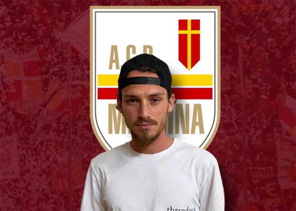 Ingaggiato dal Messina l'attaccante Manfrellotti, ceduto al Rende il brasiliano Cruz