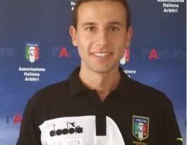 Aleksandar Djurdjevic di Trieste arbitrerà Acireale-Messina