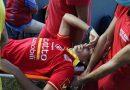 Grave infortunio per Matese, fuori dai campi da gioco per oltre quattro mesi