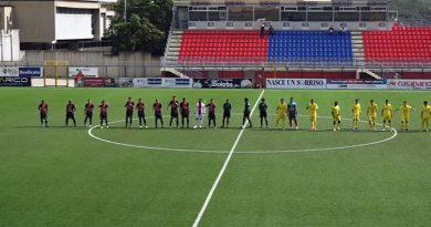 Il Messina esce sconfitto dal match con il Picerno – VIDEO