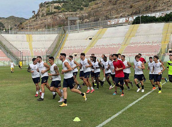 Sono 22 i calciatori convocati da mister Sullo per il match contro la Virtus Francavilla