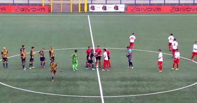 Un Messina dai due volti esce sconfitto contro la Juve Stabia – VIDEO